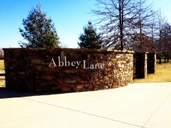 Abbey Lane Rock Wall