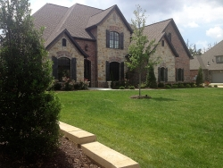 Residential Landscaping Services - Stone