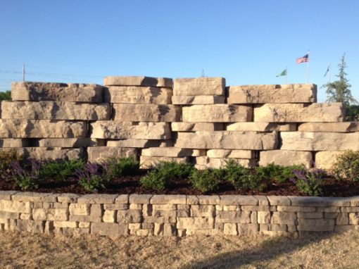 Commercial Retaining Walls 3