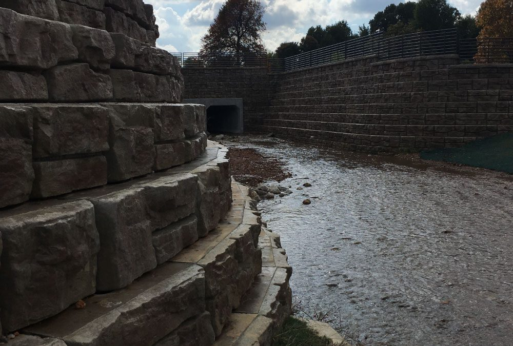 Commercial Retaining Walls 2